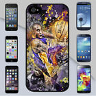 Los Angeles LA Lakers Kobe Bryant Art for iPhone & Galaxy Case Cover