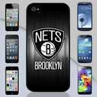 New Brooklyn Nets NBA Court Floor Apple iPhone & Samsung Galaxy Case Cover