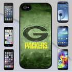 Green Bay Packers NFL Grunge Design for iPhone & Galaxy Case Cover