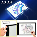 A3 A4 A2 LED Grafiktablett Grafiker USB Touchpad Animation Bleistift Lightbox SU