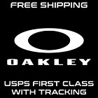 Oakley Logo Vinyl Decal Sticker Sunglasses Golf Polarized Vault Snowboard