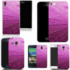 motif case cover for various Popular Mobile phones -  purple lumber