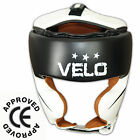 VELO Head Guard Gear Boxing MMA Martial Arts Protector Kickboxing Training