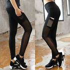 Women Yoga Gym Sports Workout Leggings Running Fitness Pants Jogger Trousers Hot
