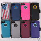 for Apple iPhone 5C Defender Case Cover (Clip fits Otterbox )