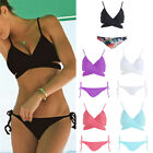 Bikini Set Summer Swimwear Women Sexy Beach Swimsuit Bathing Suit Push Up