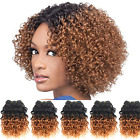 1 Bundle/ Ombre Brazilian Virgin Curly Hair Afro Kinky Curly Weave Human Hair