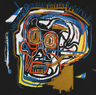 "24W""x24H"" UNTITLED 1983 ERNOK HEAD by JEAN-MICHEL BASQUIAT - CHOICES of CANVAS"