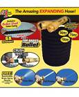 50' 75' 100' Pocket Hose Top Brass Bullet Flexible Water Hose w/ Spray Nozzle cheap