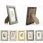 1pc Retro Family Photo Frame Home Decor Wooden Live Memory Pictures Frames PW