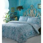 Butterfly Home By Matthew Williamson Blue Printed 'Mosaic' Bedding Set