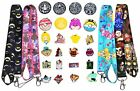 Alice in Wonderland Starter Lanyard Set w/ 5 Themed Disney Trading Pins ~ NEW