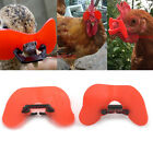 Soft Pinless Chicken Peepers Pheasant Poultry Blinders Spectacles Keeping