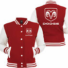 College Jacket Dodge Ram Pickup Chevy Viper Charger C.HALLENGER V8 US Car