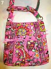 VERA BRADLEY DISNEY Large Hipster Just Mousing Around TAG Crossbody