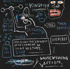 24Wx24H UNTITLED 1981 RINSO KINGFISH by JEAN-MICHEL BASQUIAT - CHOICES of CANVAS
