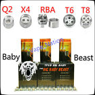 All Type BABY Smok TFV8 BIG Cloud Beast Replacement Coil V8 Q2 X4 T6 T8 RBA