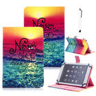 """For Kobo Glo Arc Touch 7"""" Tablet / Pendo Pad 7"""" New Universal Leather Case Cover"""