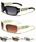 Rectangle Slim CG Eyewear Design Womens Ladies Sunglasses 100%UV400 6145