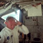 Neil Armstrong took this picture of Buzz Aldrin, Inspection of Lunar Module