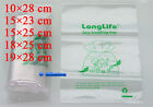 100 pcs - LongLife Aquarium Breathing Bags Kordon breather Substitute