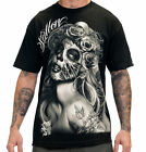Sullen Art Collective Men's Querida Muerta Graphic T-shirt Black