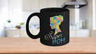 Super Mom Autism Mom Gifts Coffee Mug