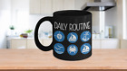 Daily Routine Sailor Gifts Coffee Mug