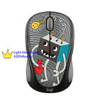 NEW Logitech M238-V3 Wireless Mouse, Doodle Collection Compatible Windows, Mac