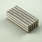 20-1000pcs D5X2mm Neodymium Disc Super Strong Rare Earth Fridge Magnets N50