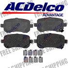 Ceramic Disc Brake Pads Rear For Van Chrysler Town & Country Dodge Grand Caravan