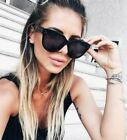 """AUDREY "" Designer Inspired Women Sunglasses Oversized Vintage Big Wayfar GAFAS"