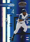 2005 Leaf Certified Materials Mirror Blue - Finish Your Set  *GOTBASEBALLCARDS