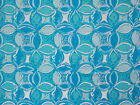 """Lilly Pulitzer What A Raquet Cotton Poplin Fabric BTY x 57"""""""
