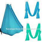 Inversion Anti-Gravity Flying Yoga Swing Aerial Sling Hammock Fitness 600x280cm