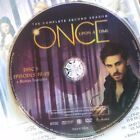 One Upon A Time Season 2 Disc 5 Replacement DVD Disc Excellent Condition