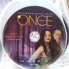 One Upon A Time Season 2 Disc 4 Replacement DVD Disc Excellent Condition