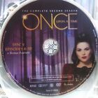 One Upon A Time Season 2 Disc 2 Replacement DVD Disc Excellent Condition