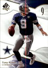 2009 SP Authentic Football (#1-179) Your Choice  *GOTBASEBALLCARDS
