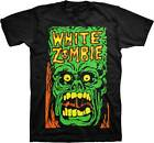 White Zombie: Monster Yell T-Shirt  Free Shipping  NEW