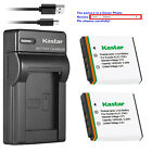 Kastar KLIC-7001 Charger Battery for Kodak EasyShare M863 M8