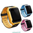 Children Kids Anti-Wanton Smart Wrist Watch GPS SOS Tracker For Android Phone