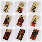 Hellsing Alucard Anime Game iPhone 4s 5s 6 6s Plus Case Silicone TPU Free Ship