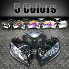 Motorbike Front Fairing Headlight Headllamp For Honda CBR1000RR 04-07 Colorful
