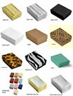 Economy Gift Box  Wholesale Jewelry Coins Crafts Collectibles Packaging Boxes