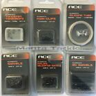 NEW Ace CARP Silicone Kwik Clips Tungsten Teardrops Helicopter QC Swivels Rigs