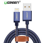 Ugreen MFi Lightning Cable  Denim USB Cable Fast Charger Data Cable US247