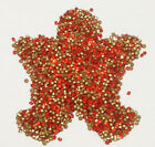 < DNC11 5 Gross SS6-SS14 Size Choose Orange Red Color Crystal Pointed Back
