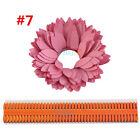DIY Flower Quilling Paper Colorful Origami Paper Crafts Handcrafted Gift for Kid