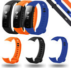 Soft TPE Sports Wrist Band Strap Bracelet For Huawei Honor Band 3 Smart Watch
